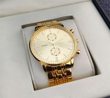 Rosra Mens Wrist Quartz Watch-Copy