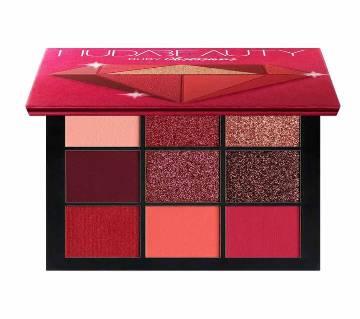 Huda Beauty Obsessions Precious Stones Eyeshadow Palette Ruby