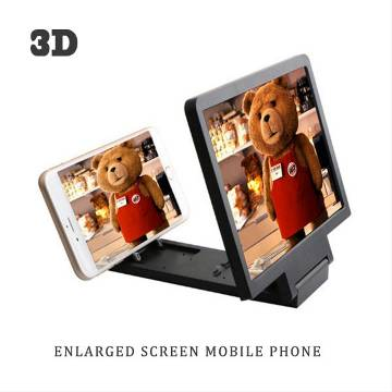 Universal 3D Mobile Phone Screen magnifier
