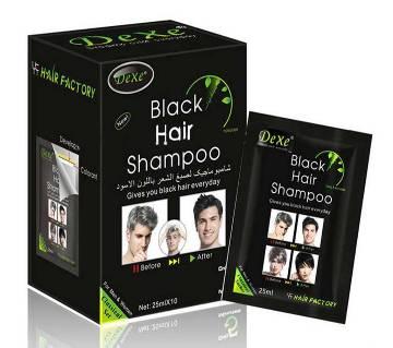 Dexe Black hair shampoo- UK