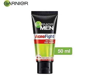 Garnier acno fight face wash