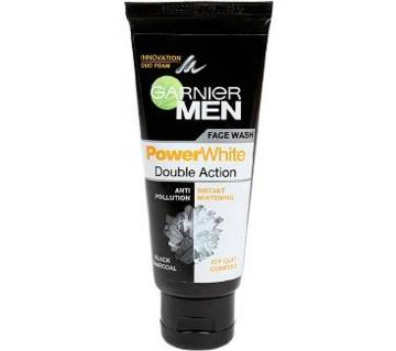 Garnier double action face wash