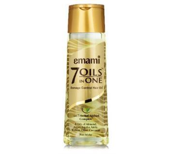 Emami 7Oils হেয়ার থেরাপি অয়েল - 250 ml - India