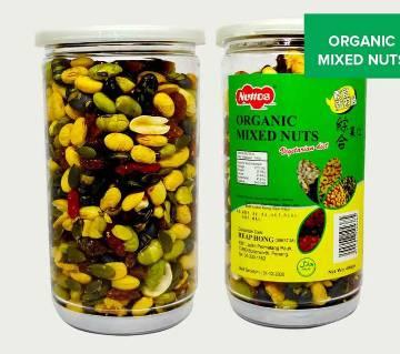 organic mixed nuts-400gm-Thailand
