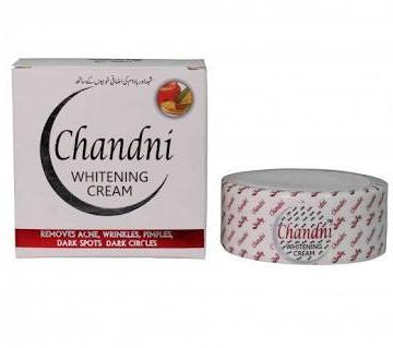 Chandni whitning cream