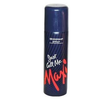 Maxi body spray