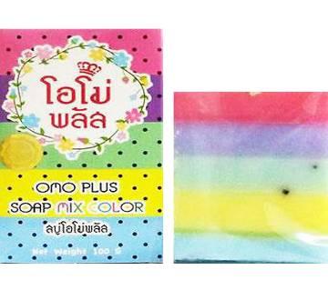 Omo plus whitening  soap