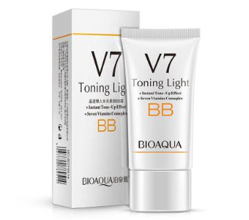 BIOAQUA V7 toning light BB cream - China