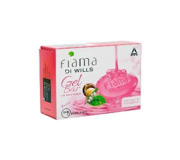 Fiama gel bar soap