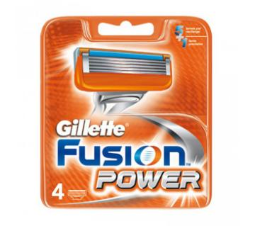 Gillette Fusion Power Blade 4pcs