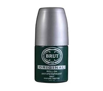 Brut Roll On পারফিউম - 50 ml - Italy