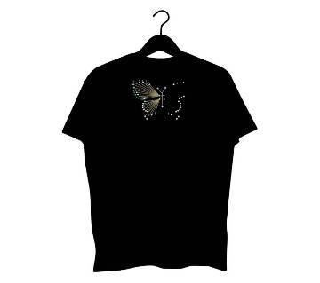 Butterfly Effect - মেনজ হাফ স্লীভ কটন টি-শার্ট