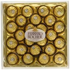Ferrero Rocher 32 টুকরা 400G - ইতালি