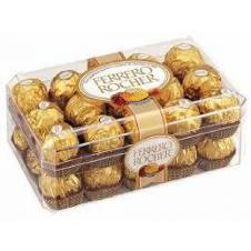 Ferrero Rocher Chocolates 30 Pcs