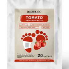 Tomato Detox Foot Patch China