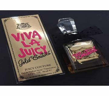 Viva La Juicy Gold Couture Edp পারফিউম ফর উইমেন 50ml - U.S.A