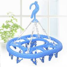 Plastic Drying Hanger Rack