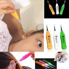 Flashing Light LED Ear Cleaner -1pc