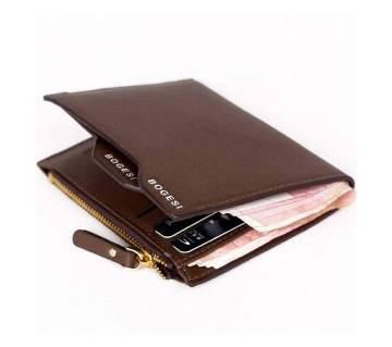 PU Leather Wallet for Men