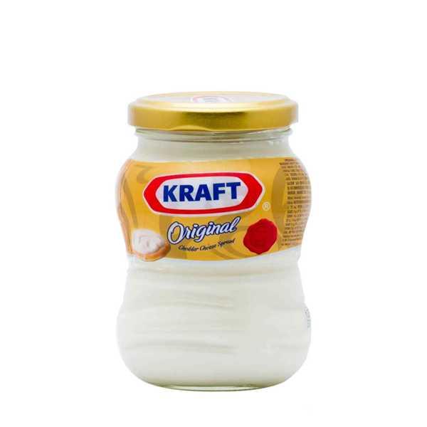 Kraft Original Cheddar Cheese Spread 230 gm