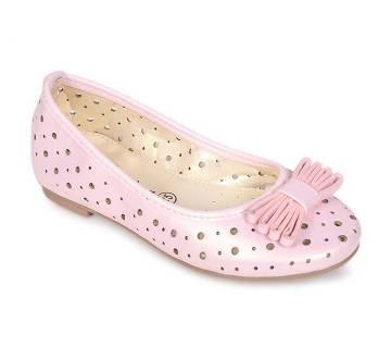 Twinkler Pink Leather Junior Girl