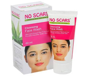 NO Scars Face Wash 60 ml - India