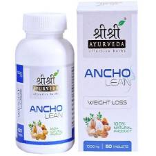 Sri Sri Ancho Lean Weight Loss Tablet India
