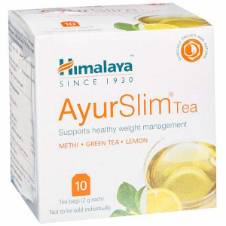 Himalaya Ayur Slim Tea - 2 g (10 Tea Bags) India