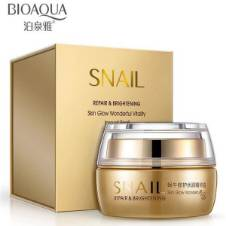 BIOAQUA Snail repair & brightening Skincare cream China
