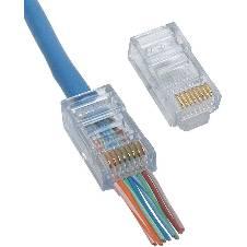 EZ CAT5 Connector 10 pcs