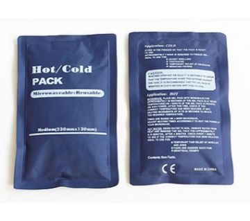 Reusable Hot & Cold Ice Gel Therapy Pack - Blue