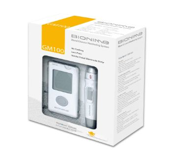 Bionime GM-100 Blood Glucose Monitoring system
