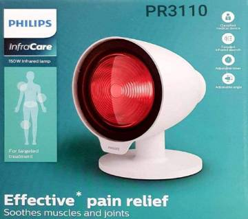 Philips Infrared Lamp Effective pain relief