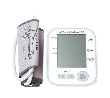 Accu Max Advance Digital Blood Pressure Monitor
