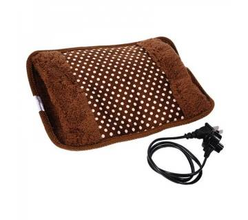 Electric Hot Water Bottle Portable Rechargeable Hand Warmer Heating Bag