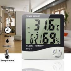 HTC-1 Digital Thermometer Hygrometer Indoor  Home & Industrial Room Temperature