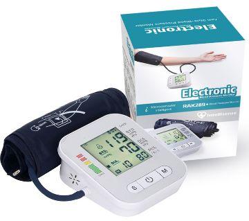 Electronic digital blood pressure monitor sphygmomanometer