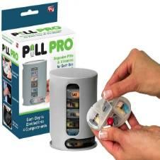 Pill Pro -Weekly Medicine Pill Organizer