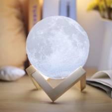 3D Printed Moon Light