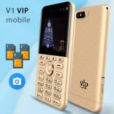 VIP V1 3 SIM 4 Camera কার্ড ফোন