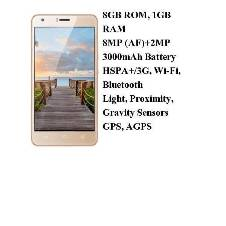 Stylus Q-151 8GB ROM, 1GB RAM Smart Phone