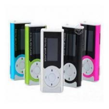 ডিজিটাল LED লাইট ফ্লাশলাইট MP3 প্লেয়ার