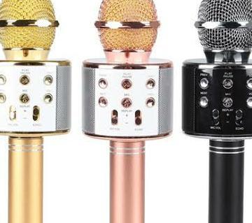 WS-858 Karaoke wirless microphone