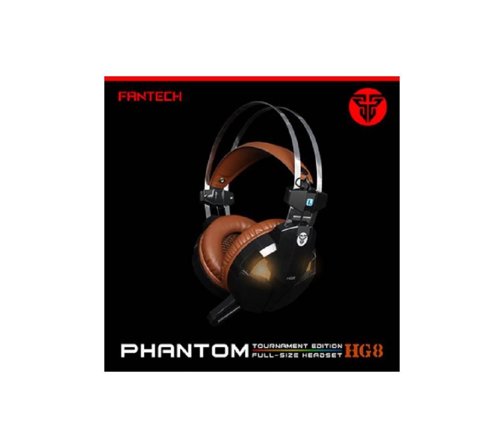 Fantech HG8 ওয়্যারড হেডফোন - ব্ল্যাক বাংলাদেশ - 799704