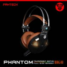Fantech Wired Headset  HG8 	 Color : Black