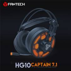 Wired 7.1 Headphones HG10  Color : Black