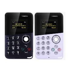 AIEK M8 Card Phone Color Screen