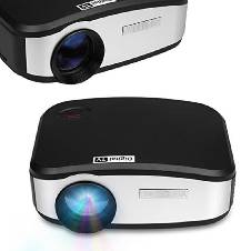 Cheerlux C6 1080p HD LED Projector