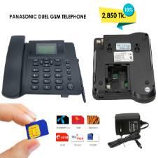 Panasonic Duel Sim Telephone Set