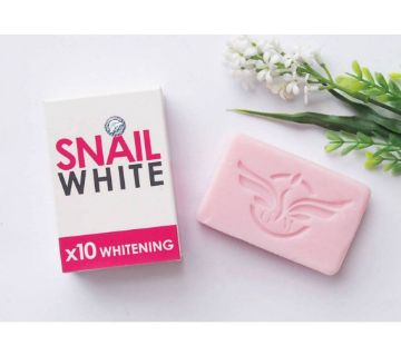 Snail White Soap - Thaiand